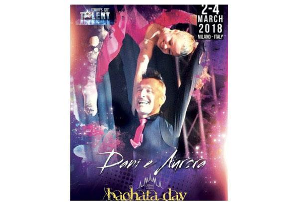 Dani E Aurora al Bachata Day