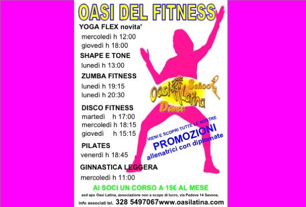 Promozioni Fitness