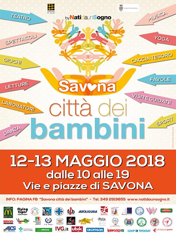 Savona: città dei bambini